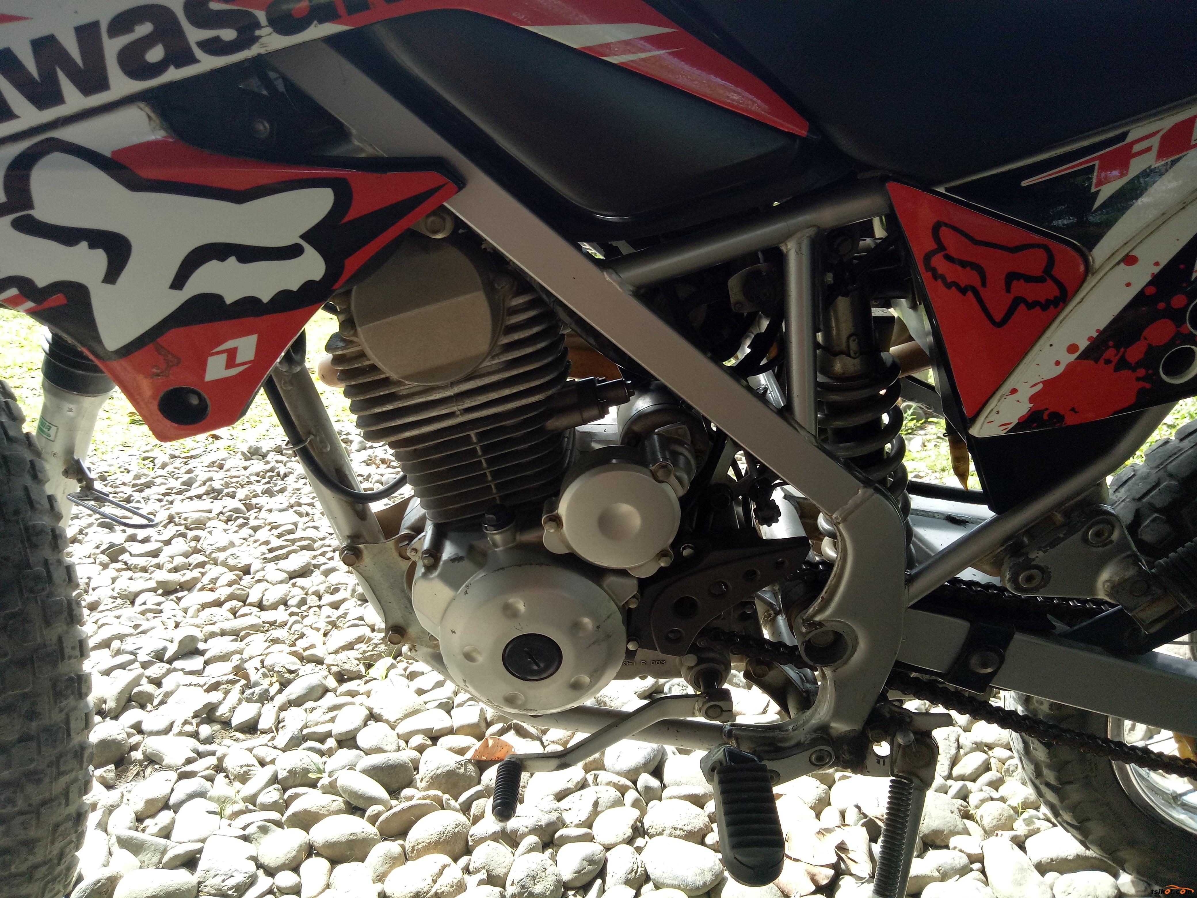 Kawasaki Klx 140 2013 - 2