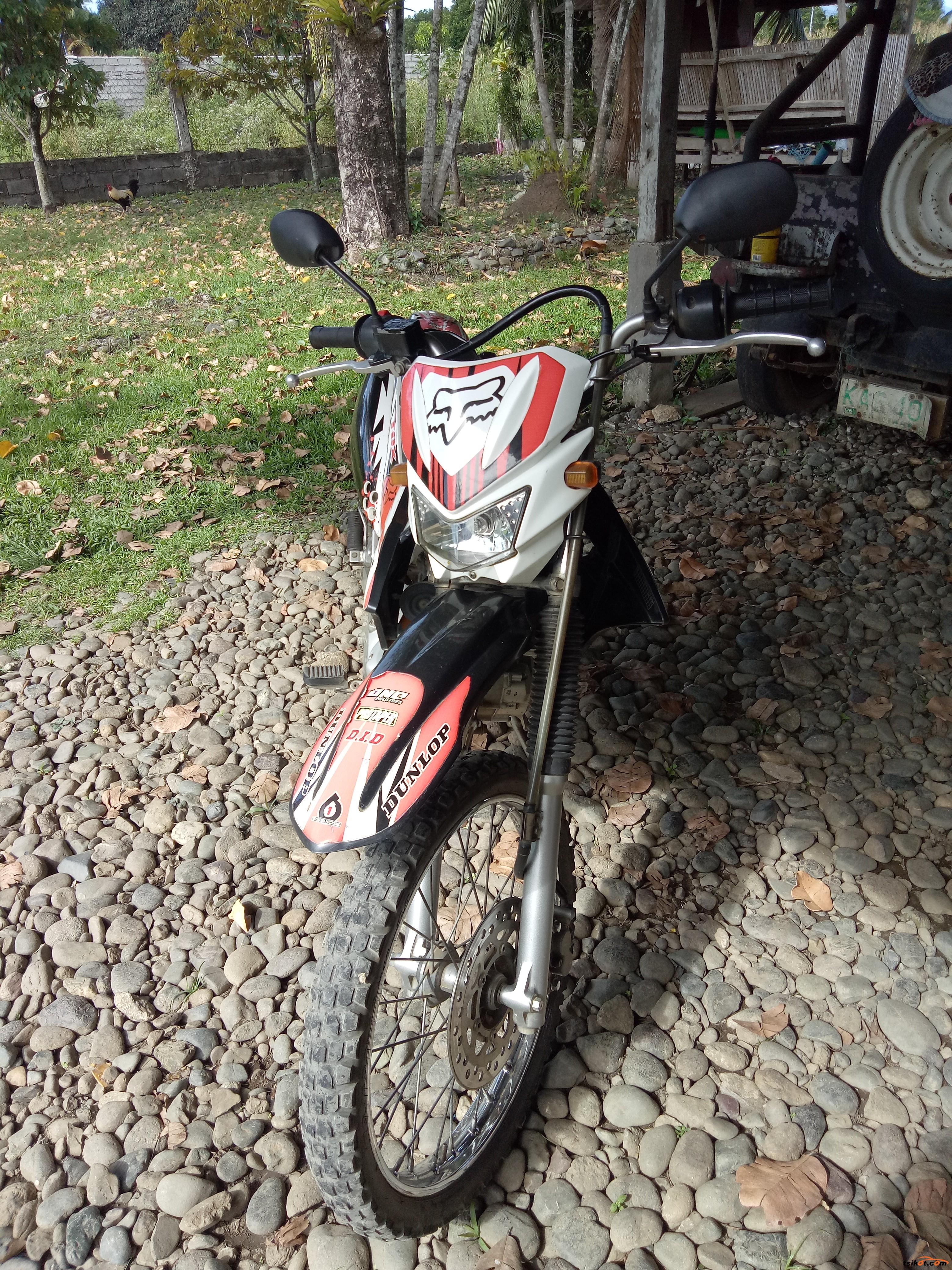 Kawasaki Klx 140 2013 - 4