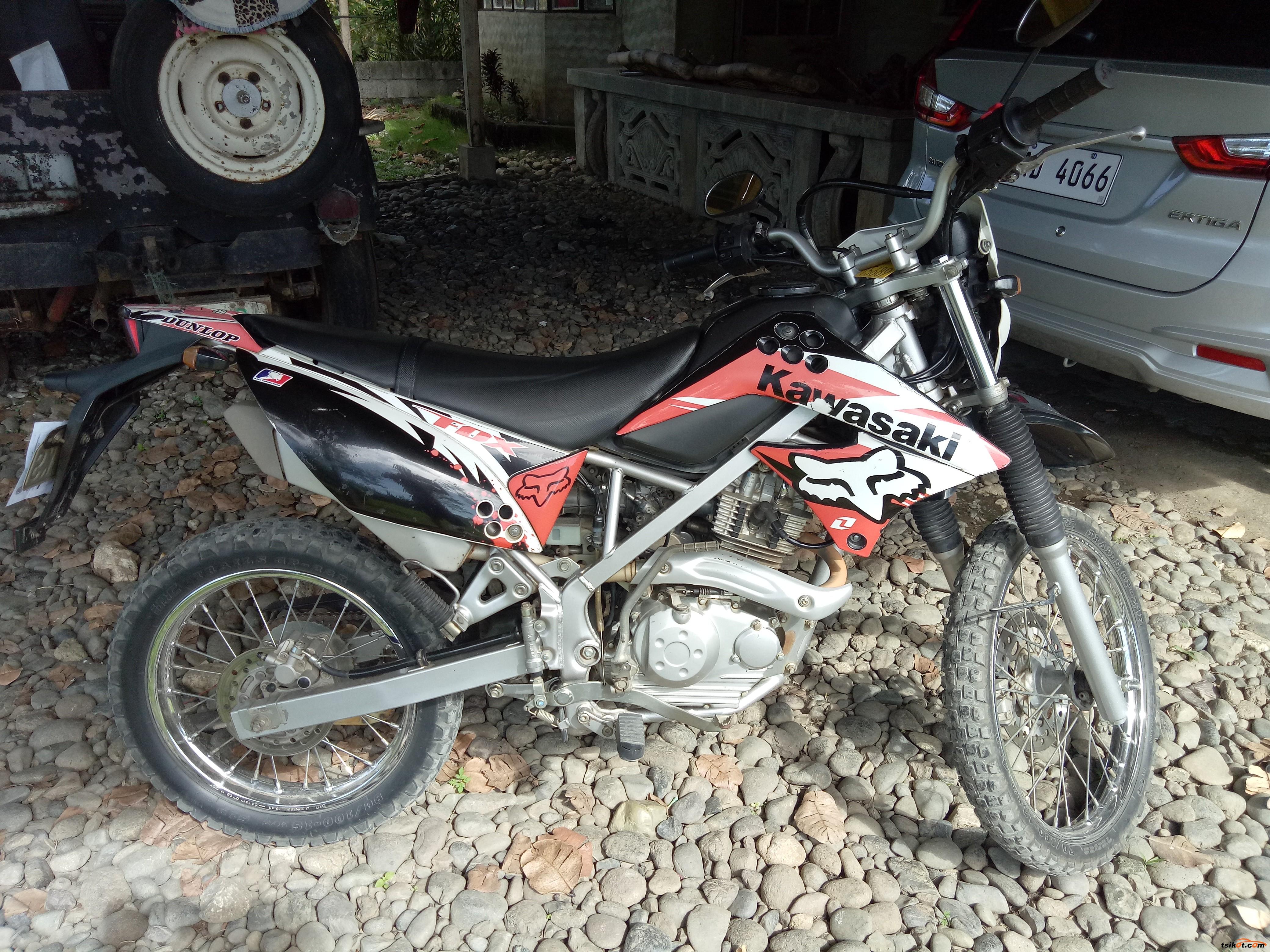 Kawasaki Klx 140 2013 - 1