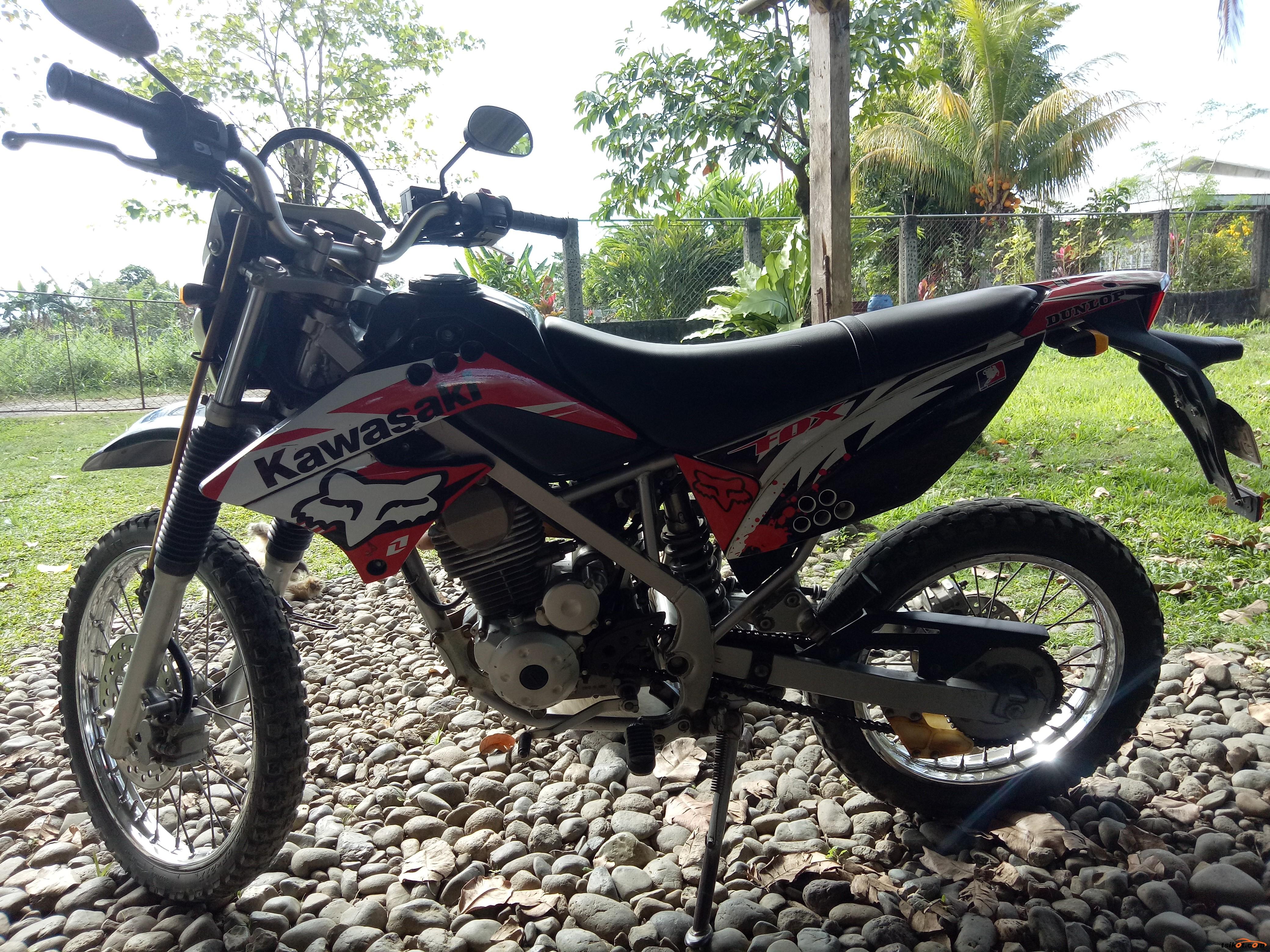 Kawasaki Klx 140 2013 - 5