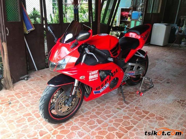 Honda Cbr 900 Rr Fireblade / 954 Rr 2003 - 1