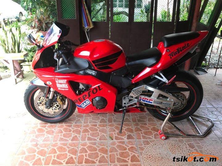 Honda Cbr 900 Rr Fireblade / 954 Rr 2003 - 3