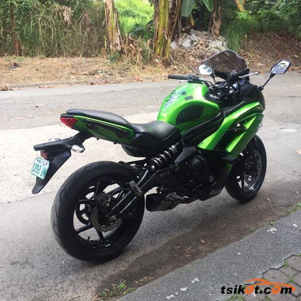 Kawasaki Klr650 2009 - 2