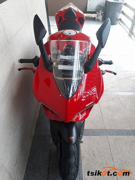 Ducati 1199 Panigale S 2013 - 2