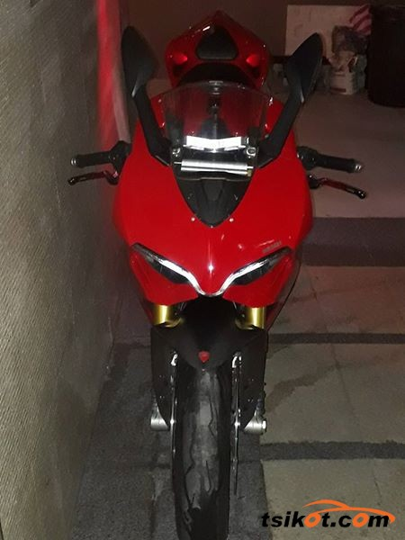 Ducati 1199 Panigale S 2013 - 3