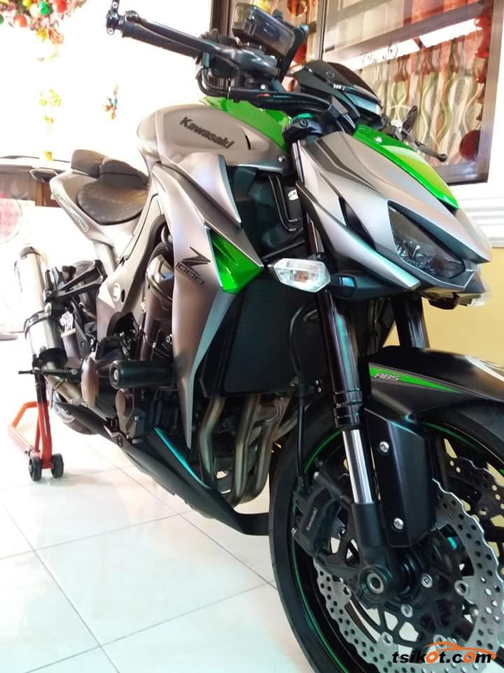 Kawasaki Gpz 1000 Rx (Reduced Effect) 1988 - 3