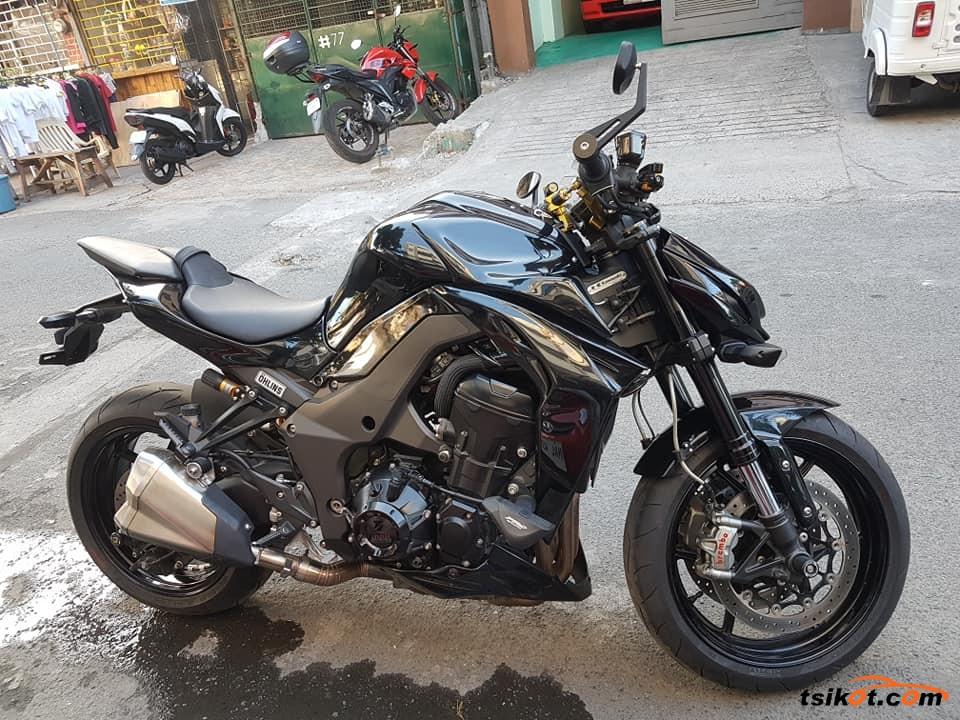 Kawasaki Gpz 1000 Rx 1987 - 3