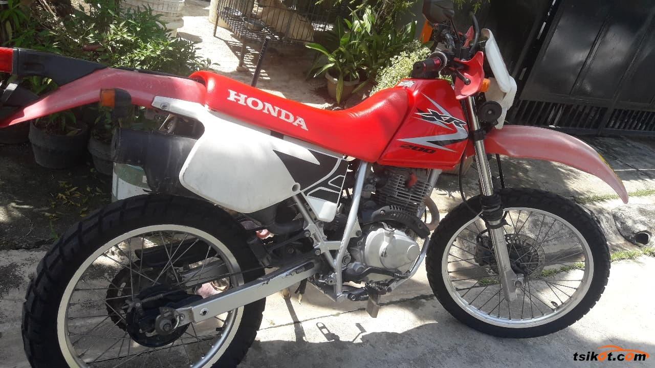 Honda Xr 200 2013 - 1