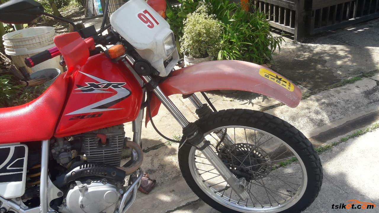 Honda Xr 200 2013 - 2