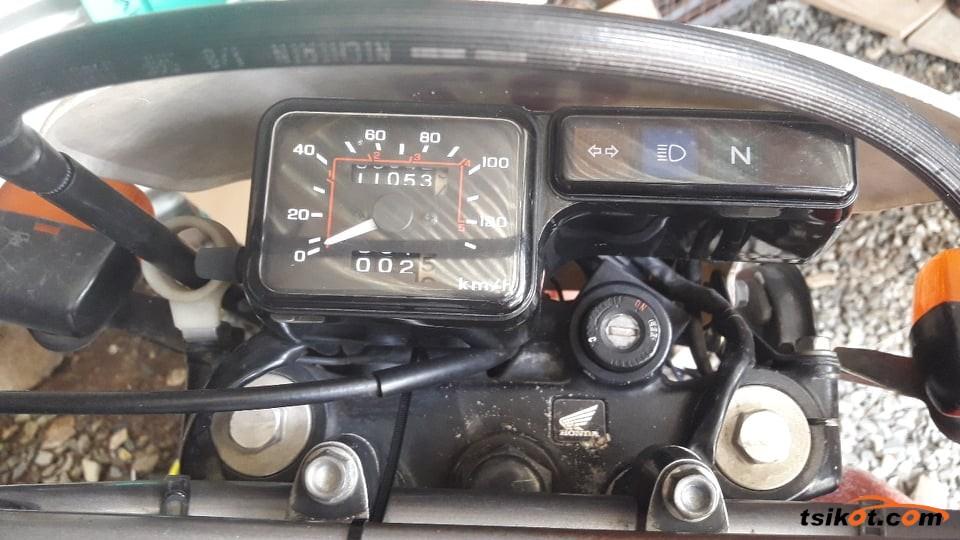 Honda Xr 200 2013 - 3