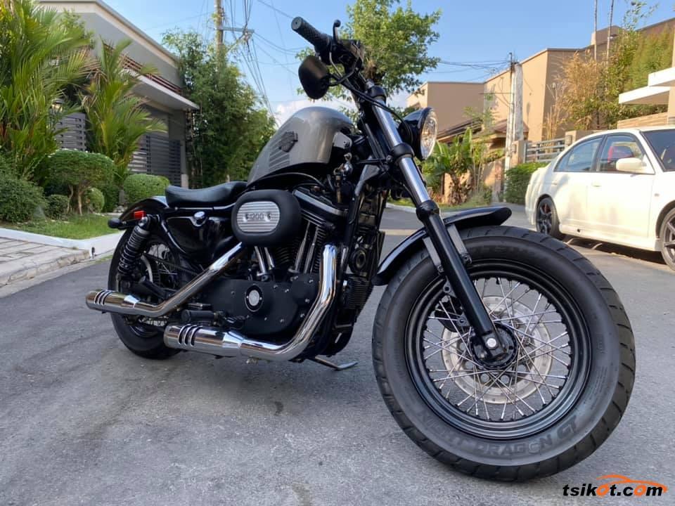 Harley-Davidson 1200 Sportster Sport 1998 - 1