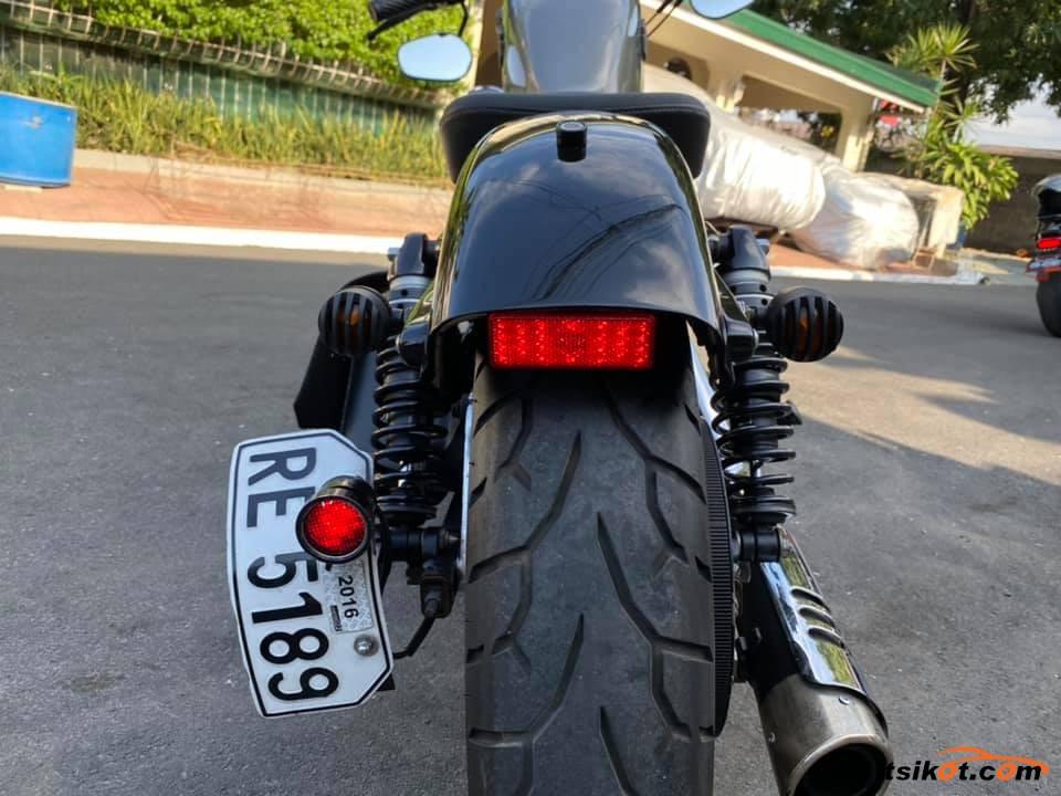 Harley-Davidson 1200 Sportster Sport 1998 - 3