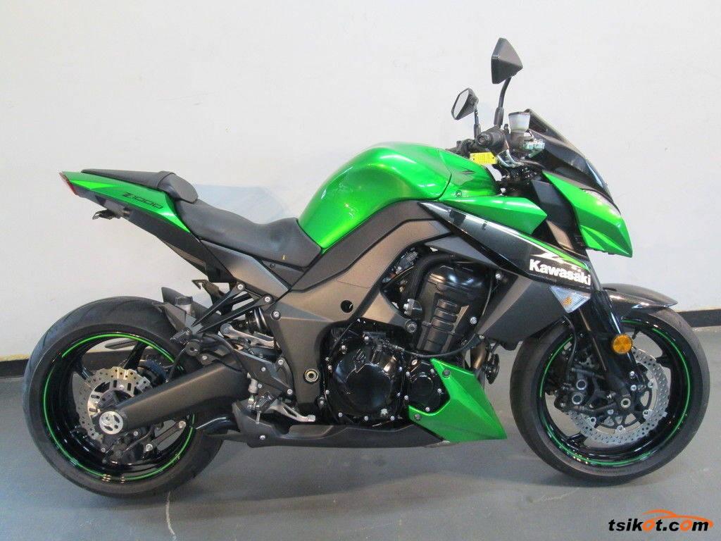 Kawasaki Klx 110L 2013 - 1