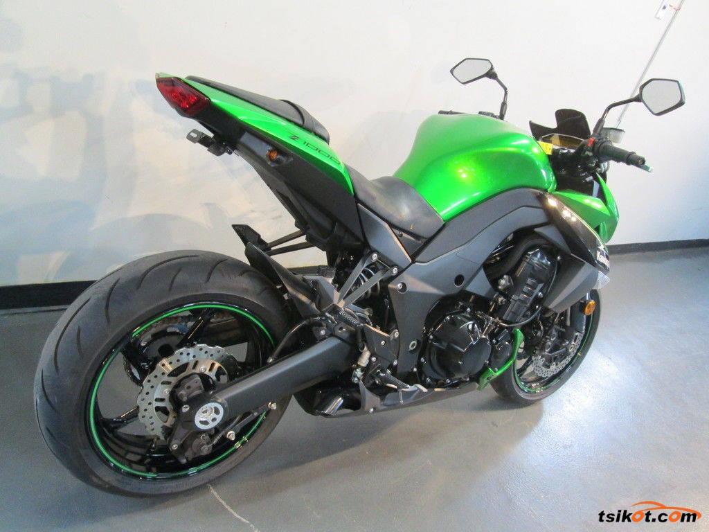 Kawasaki Klx 110L 2013 - 4