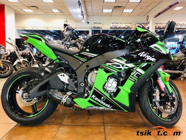 Kawasaki Klx 110 Monster Energy 2009 - 1