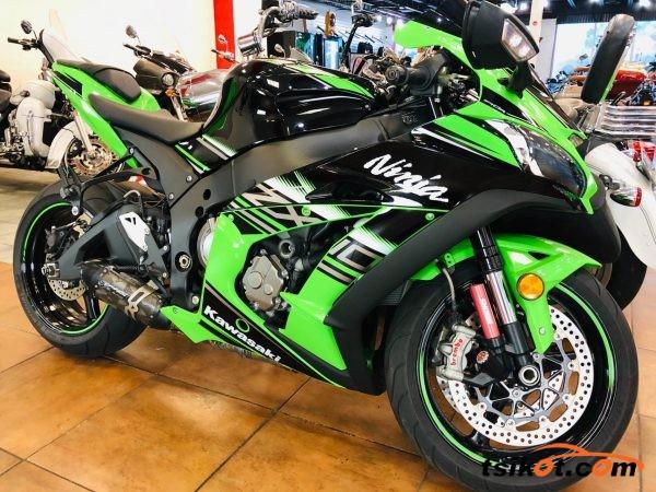 Kawasaki Klx 110 Monster Energy 2009 - 2