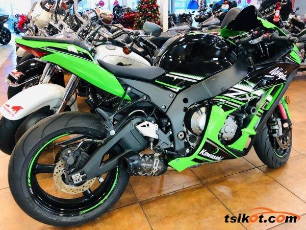 Kawasaki Klx 110 Monster Energy 2009 - 3