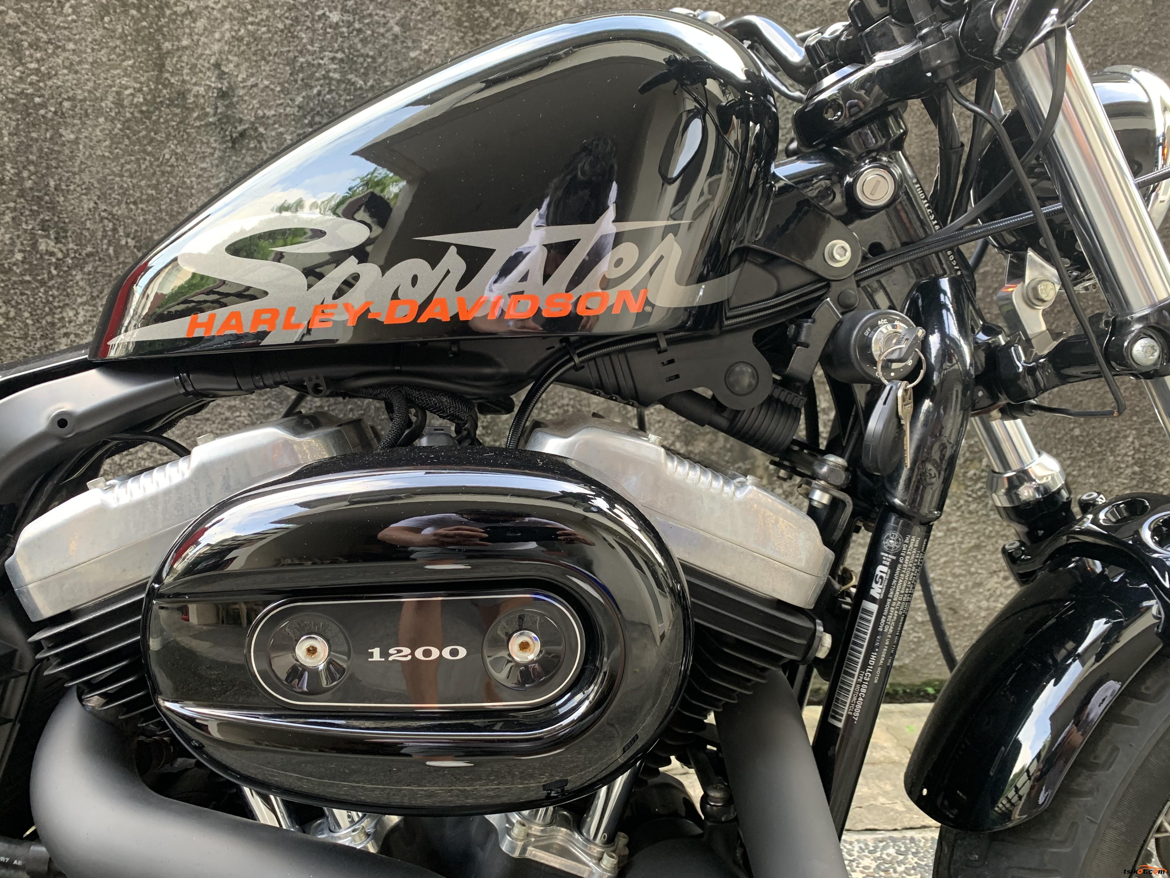Harley-Davidson Sportster Forty-Eight 2013 - 2