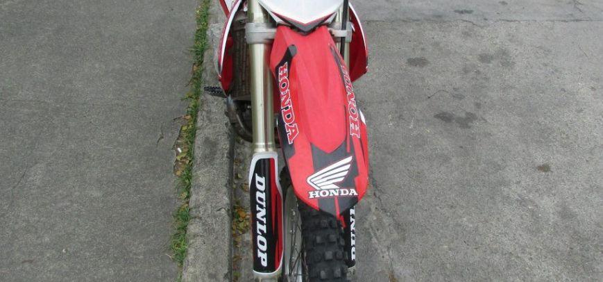 Honda Crf 450 R 2009 - 1