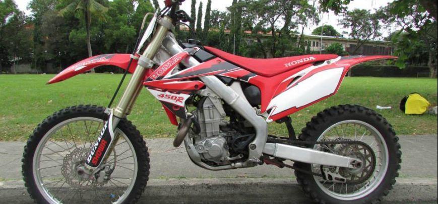 Honda Crf 450 R 2009 - 3