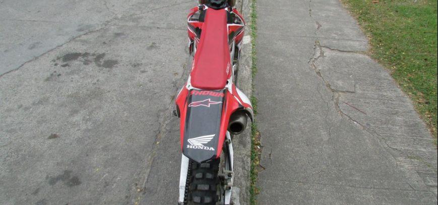Honda Crf 450 R 2009 - 4