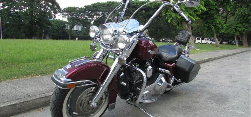 Harley-Davidson Cvo Road King 2013 - 1