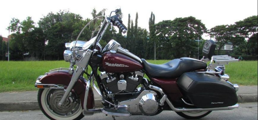 Harley-Davidson Cvo Road King 2013 - 4