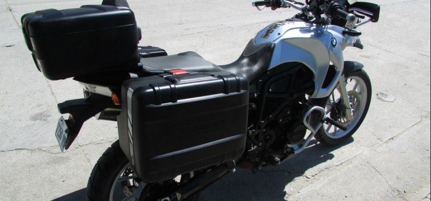 Bmw F 650 2009 - 4