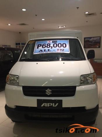 Suzuki Apv For Sale In The Philippines