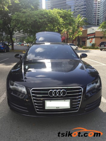 audi a7 2011 car for sale metro manila. Black Bedroom Furniture Sets. Home Design Ideas