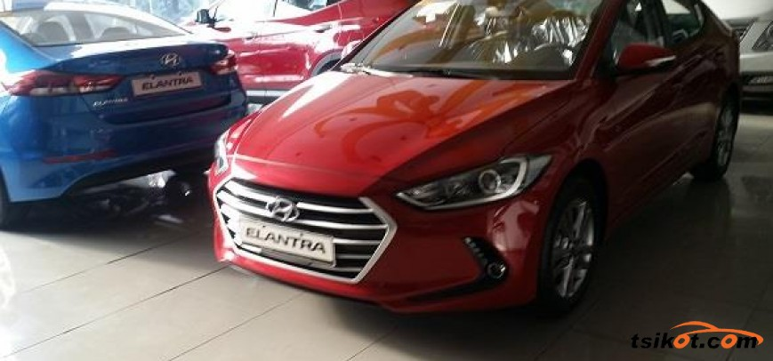 Hyundai Elantra 2016 Car For Sale Tsikot Philippines