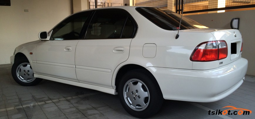 honda civic 2000 car for sale tsikot philippines 1 classifieds. Black Bedroom Furniture Sets. Home Design Ideas