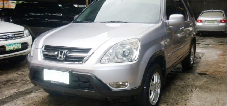 Honda Cr-V 2003 - Car for Sale - | Tsikot Philippines #1 Classifieds